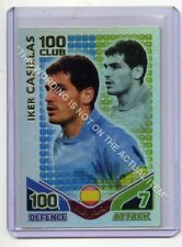 (Gb1965) Match Attax, Copa del Mundo 2010, 100, Iker Casillas, España Club
