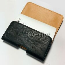 Belt Clip Leather Pouch Holster Case for LG G4 ,F500K H810 H815 H818N VS986