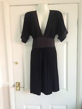 H&M Black Dress Size 8