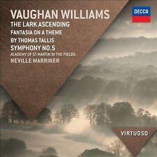 Vaughan Williams: The Lark Ascending; Fantasia on a Theme of Thomas Tallis;...