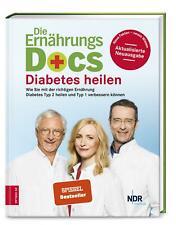 Die Ernährungs-Docs - Diabetes heilen von Matthias Riedl (2019, Gebundene Ausgabe)
