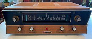 Vintage Heathkit AJ-32 Stereo AM / FM Tube Tuner