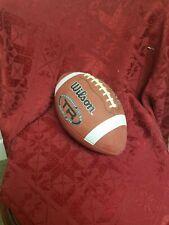 Wilson Intercollegiate Rubber Football