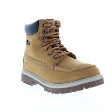 Skechers Verdict Range Top 65886 Mens Brown Nubuck Leather Casual Dress Boots