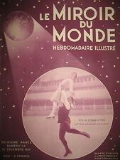 PATIN A GLACE FINLANDE CONTREBANDE DRESSAGE PAR HYPNOTISME MIROIR DU MONDE 1931