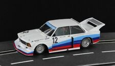 Sideways BMW 320 Gr.5 - BMW Junior Team DRM Championship 1977 #12 M. Surer
