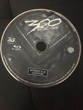 Blu Ray 3D 300 La Naissance D'un Empire