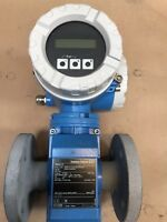 "*NEW*UNUSED* Endress Hauser Pro Mag W Flow Meter 50W40-LA0A1AA0AAAA 6"" FLANGE"