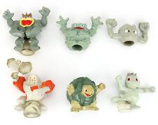 Nintendo Pokemon Pocket Monster 1st GEN Mini 6 Figure Full Color Gashapon Lot