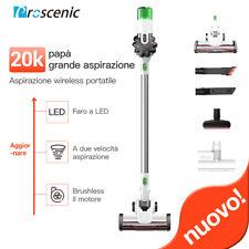 Proscenic P9-2020 Aspirapolvere Senza Filo Scopa Elettrica portatile Auto 180W