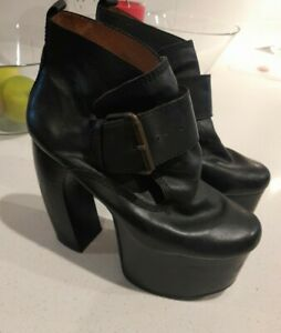 Jeffrey campbell boots Size 8.5M