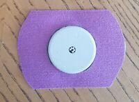 6x Freestyle Libre Patches - Purple