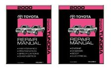 2000 Toyota Tundra Shop Service Repair Manual