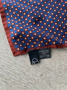 Silk Handkerchief / Pocket Square by Dunhill