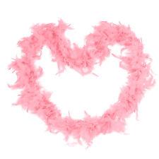 Fluffy Plush Feather Boa Scarf Flower Craft Costume Wedding Party House Decor
