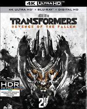 Transformers: Revenge Of The Fallen [New 4K UHD Blu-ray] With Blu-Ray, 4K Mast