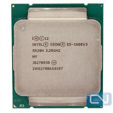 Intel Xeon E5-1680 v3 3.2 GHz 20MB 0GT/s SR20H LGA2011-3 8 Core B Grade CPU