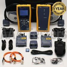 Fluke Networks Dtx 1800 Mm Fiber Dtx Mfm2 Cat6a Certifier Dtx 1800 M Dtx 1800