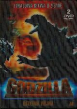 Godzilla - Final Wars (2 DVD Special Limited Edition with 3D Holographic Boxset