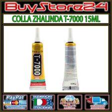 COLLA GLUE ZHALINDA T-7000 15ML PER APPLICAZIONE VETRO LCD TOUCH SCREEN