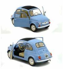 Articoli di modellismo statico in plastica scala 1:18 per Fiat