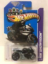 2013 Hot Wheels Black Ducati 1098R Showroom #179