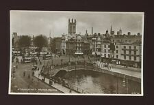 Glos Gloucestershire BRISTOL St Augustine's c1920/30s? Gerorges Beers RP PPC