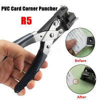 R5mm Heavy Duty PVC Card Corner Rounder Paper Die Cutter Puncher Angle Nip Steel