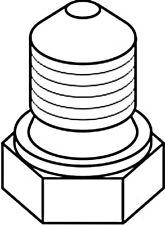 Oil Drain Plug Seals x5 pcs Fits AUDI 80 A6 FORD SEAT SKODA VW 0.9-2.8L 1972-