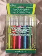 CLOVER Amour Crochet Hook Set #3672
