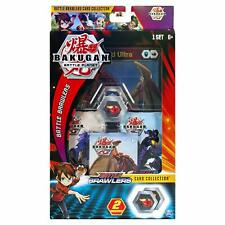 BAKUGAN Deluxe Battle Brawlers Card Collection with Jumbo Foil DRAGONOID CARD