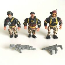 Military Muscle Men Soldiers O.S.F.T.M. Vintage 1993 - Special Forces Set 2