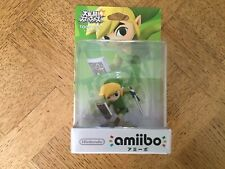 Nintendo Toon Link Amiibo No. 22 Super Smash Bros.