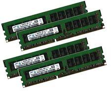 4x 8GB 32GB DDR3 1333 Mhz UDIMM 2Rx8 komp.FRU 90Y3165 PC3L-10600E ECC RAM Lenovo