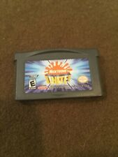 Nintendo GameBoy Advanced Nicktoons Untie! Video Game Rated E