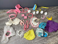 My Little Pony G1 Hasbro Accessories clothes 24 pc. LOT MLP vintage Read