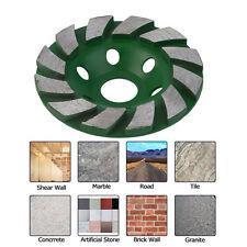 Durable 100mm Diamond Grinding Wheel Concrete Cup Disc Concrete Masonry Stone XP