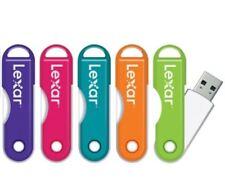 Lexar JumpDrive Twist Turn 32 GB, USB 2.0 flash drive (Assorted Colors) NIP