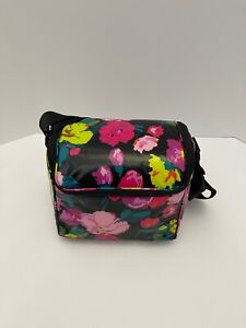 Vera Bradley Stay Cooler Insulated Lunch Bag Cooler Hilo Meadow - $45 MSRP