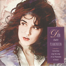Dion Chante Plamondon by Céline Dion (CD, 1994 550 Music/Epic) Sings in French!