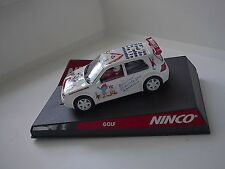 """NINCO 1:3 2 VW Golf """" 38 Festival de la Infancia """" I L A JOVENTUT Limited NEW"""