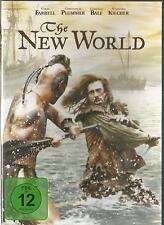 DVD - The New World (Colin Farrell, Christian Bale) / #13756