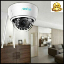 5MP Wireless WIFI IP Camera Autofocus Zoom Home Security Camera Reolink RLC-422W