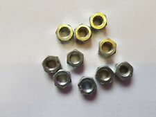 M8 Nuts Pack 10, Fixings, Diy, Hobby, Home