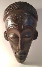 Vecchia maschera tribale africana EST