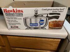 Hawkins Induction Pressure Cooker 3 Litre