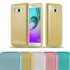Silicone Case for Samsung Galaxy J5 2016 Shock Proof Cover Glitter Stardust TPU
