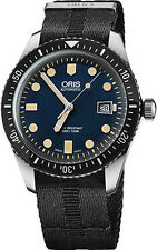 73377204055FS | ORIS DIVERS SIXTY-FIVE | BRAND NEW AUTOMATIC 42MM MEN'S WATCH