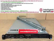 Dell PowerEdge R620 2x E5-2690 96GB H710/512 2x750W iDRAC7 600GB SAS Server