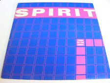 """SPIRIT Turn To The Right Ex+ Begars Banquet UK 1981 P/S 7"""""""